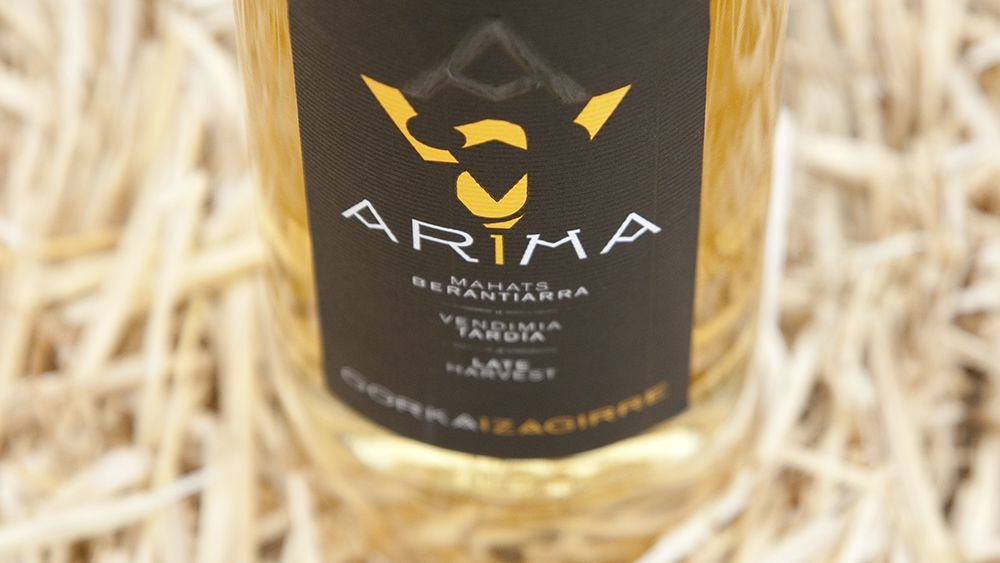 'Arima' de Gorka Izagirre elegido entre los mejores vinos dulces por Wines from Spain