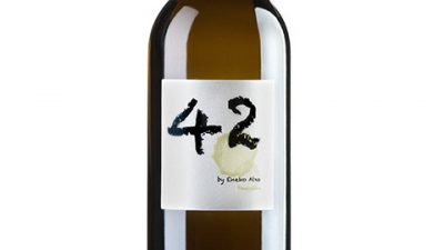 Basque white wine 42 by Eneko Atxa