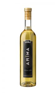 Basque white wine Arima by Gorka Izagirre