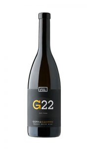 Basque white wine G22 by Gorka Izagirre