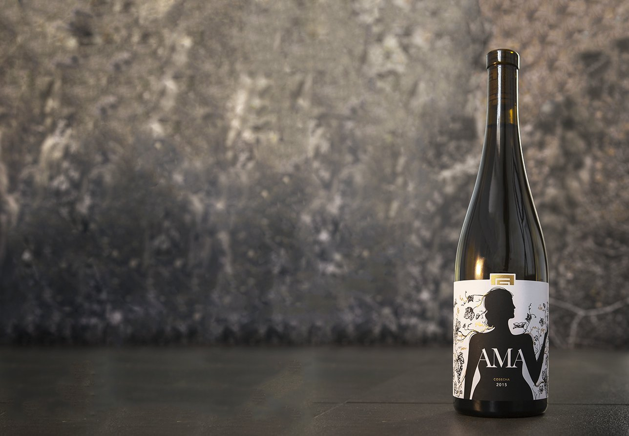 Ama, fully ripen, subtle and rounded wine